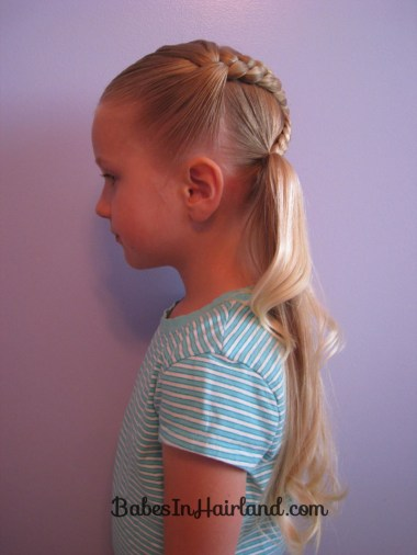 Letter X Hairstyle (9)