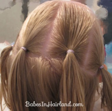 Combo Flower Girl Hairstyle (3)