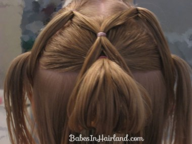 Combo Flower Girl Hairstyle (7)