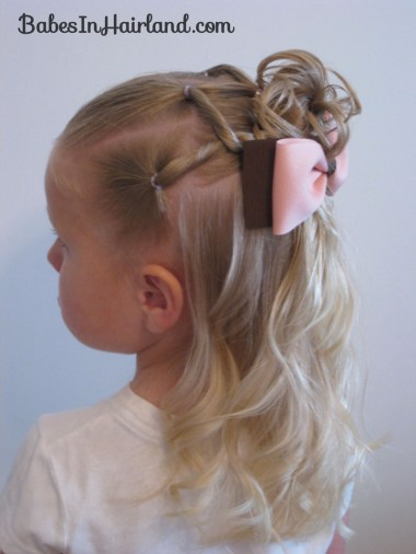 Combo Flower Girl Hairstyle (16)