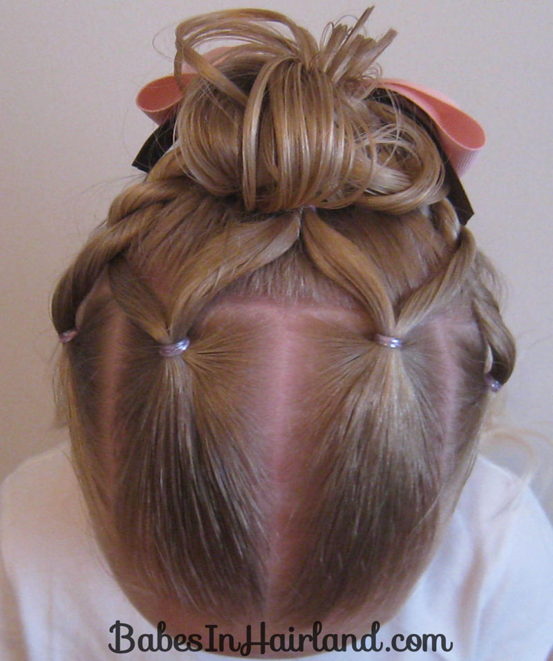 Easter Hairstyles For Adults : 5 pretty easter hairstyles babes in hairland