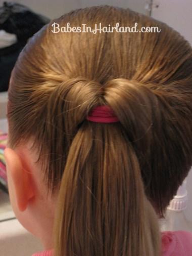 Fake Fishbone Hairstyle (3)