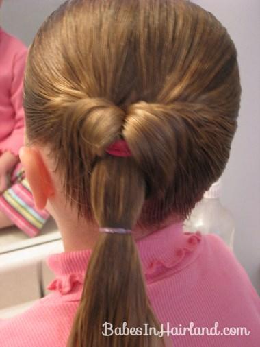 Fake Fishbone Hairstyle (4)