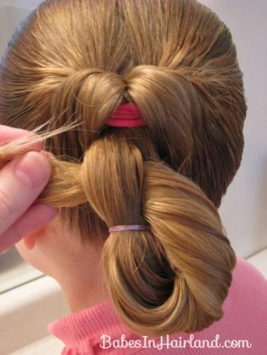 Fake Fishbone Hairstyle (6)