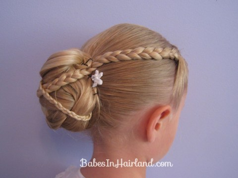 Micro Braid Updo | Wedding Hairstyles (14)