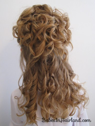 Pile of Curls Updo (22)