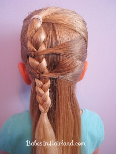 Side Braid and a Topsy Tail Twist (9)