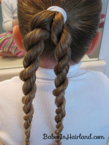 Heart to Heart Valentine Hairstyle (2)