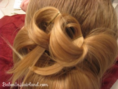 Easter Updo Hairstyle (7)