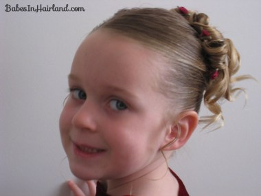 Easter Updo Hairstyle (16)