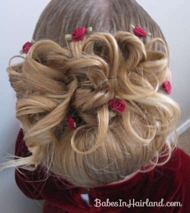 Easter Updo Hairstyle (13)