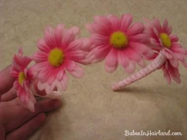 Flower Headbands / Giveaway (2)