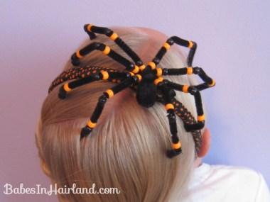 Spooky Spider Halloween Headband (12)