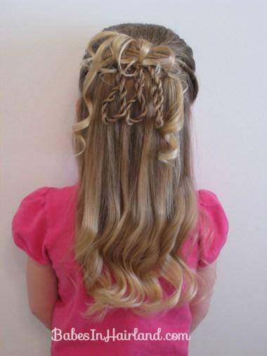 Fancier 3 Rope Braid Loop Hairstyle (1)