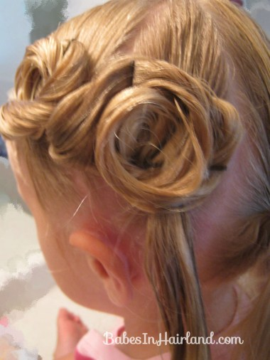 Crown of Pin Curls (9)