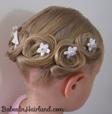 Crown of Pin Curls (14)