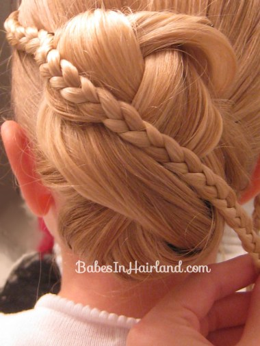 Micro Braid Updo | Wedding Hairstyles (8)