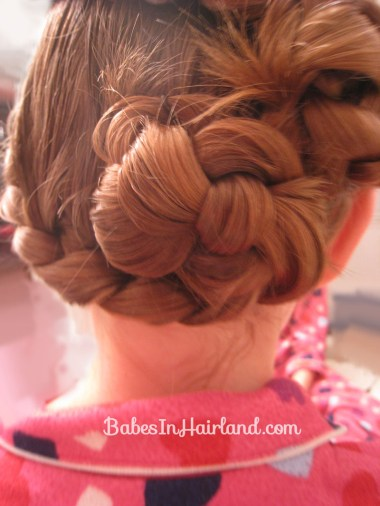 Half-French Braided Updo (10)