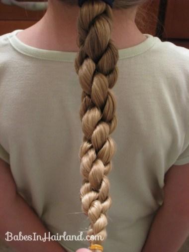 How to do a Hawser Braid (1)