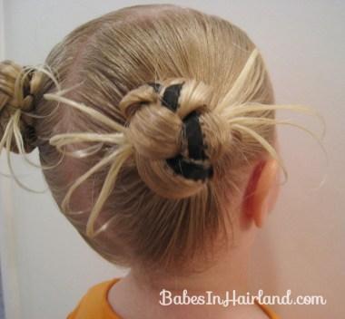 Halloween Spider Hairstyle (17)