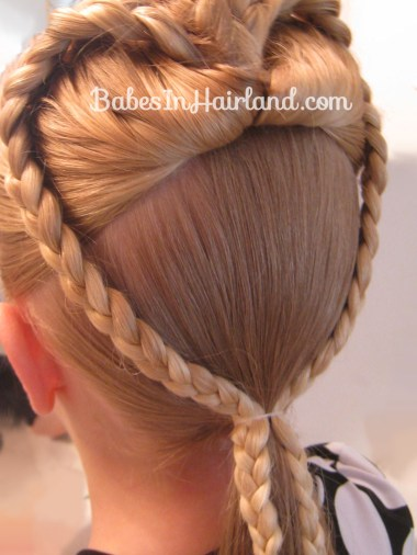 2 Braided Hearts | Valentines' Hairstyle (6)