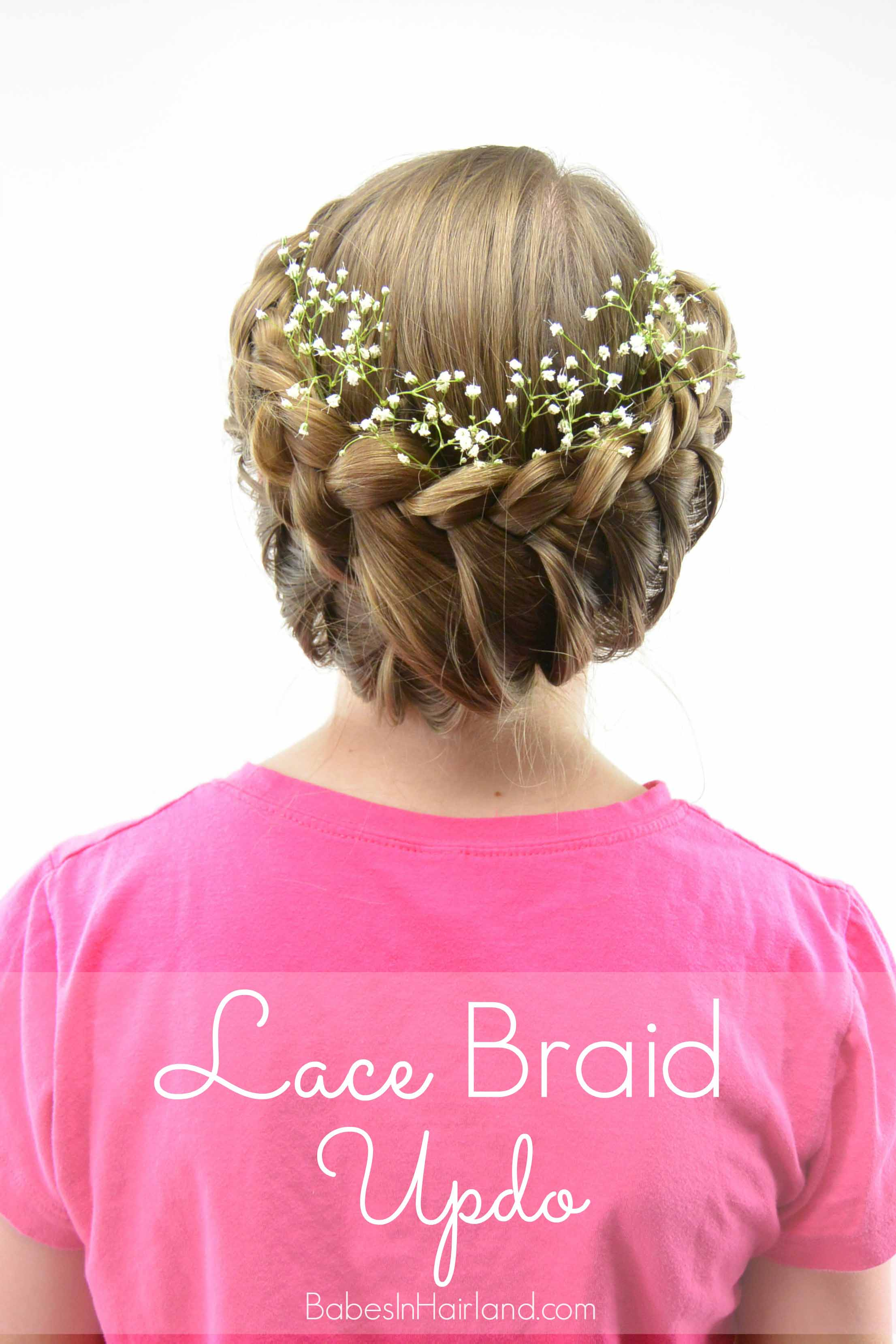 Easy Twisted Updo | Prom & Wedding Hairstyle | BabesInHairland.com