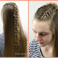 2 Dutch Braids – 5 Different Hairstyles