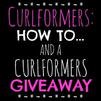 Curlformers: How To and a Curlformers Giveaway