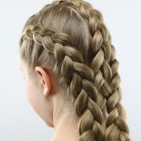 Triple Double Dutch Braids