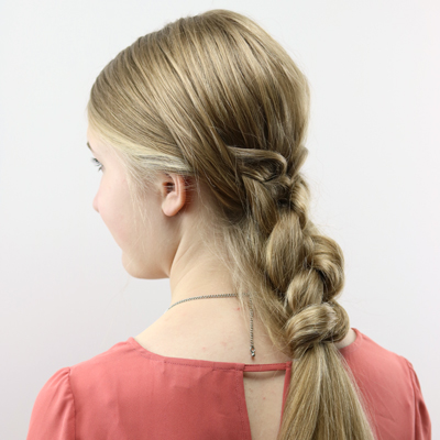 Woven Knot Braid