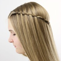 How to do a Waterfall Twist on Yourself