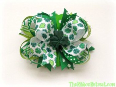 St. Patrick's Day Hair Accessories (1)