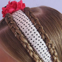 Figure 8 Braid with Micro Braids