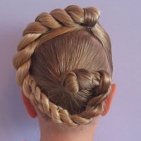 Letter G Hairstyle (16)