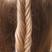 How to Make a Fishbone/Fishtail Braid