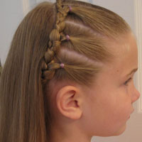 Braided Headband – Shared Hairdo Spin-off