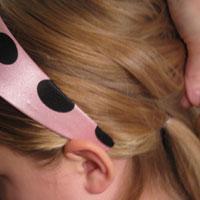 Headband Hair Trick