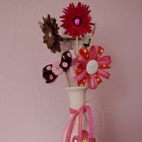 Bow Holder Ideas & More