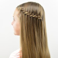 Cheater Waterfall Braid