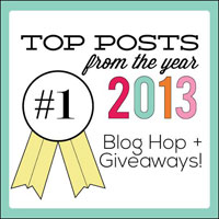 Top Posts from 2013