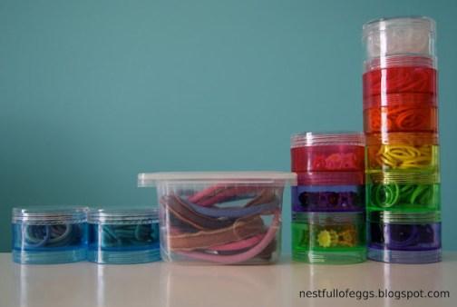Rubber Band Storage Ideas (4)
