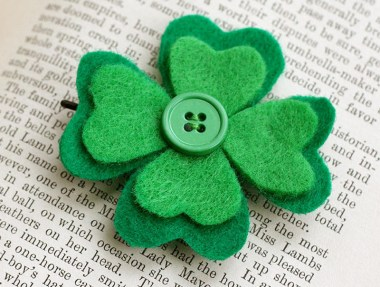 St. Patrick's Day Hair Accessories (4)