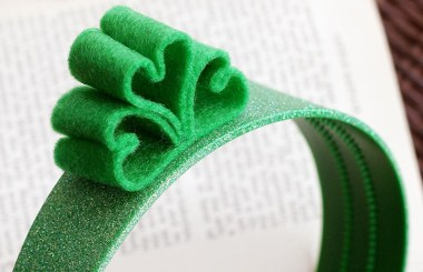 St. Patrick's Day Hair Accessories (2)