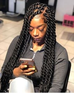 Jumbo Box Twist Braids
