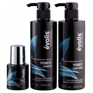 evolis shampoo