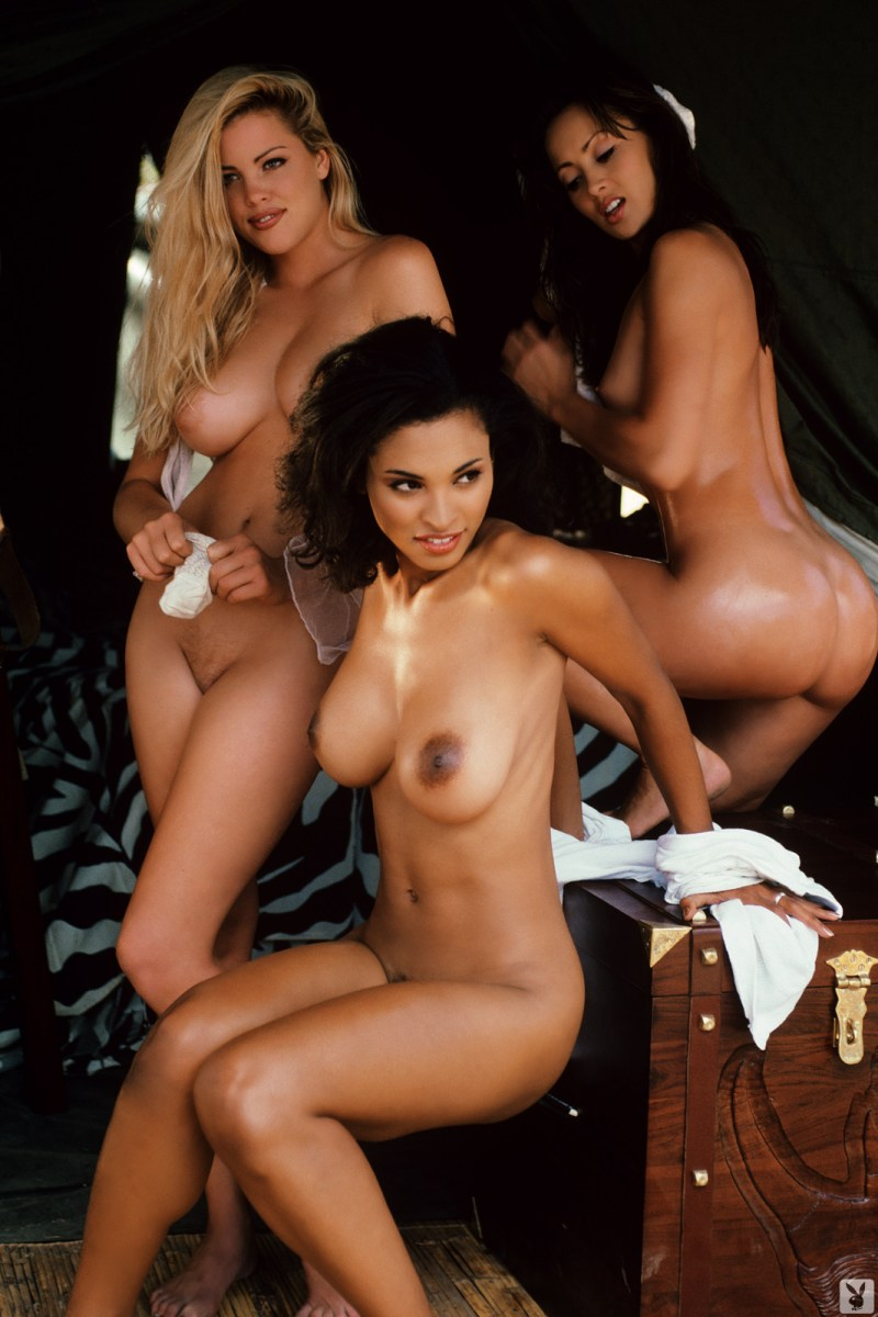 This Is the Greatest Playboy Photo Shoot Ever. #Fact
