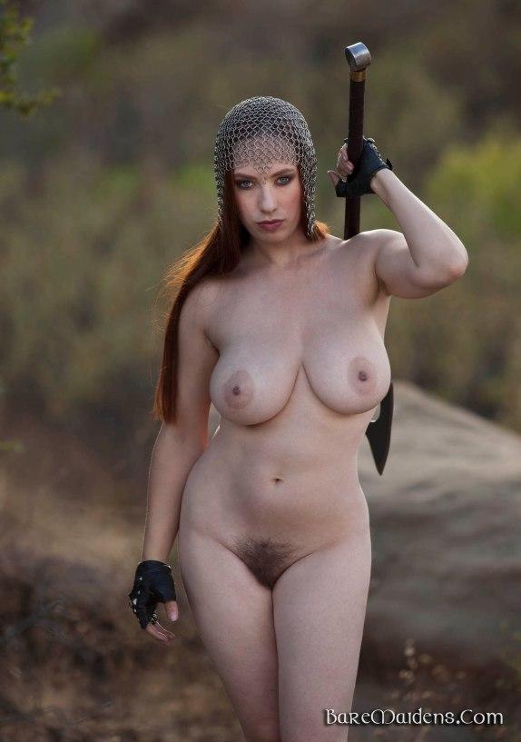 Titania of Bare Maidens