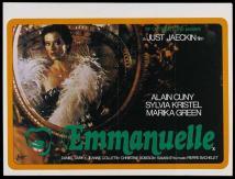 Emmanuelle (1974) poster