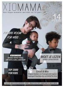 cover van de biomama