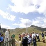 Reportaje de La Nueva España sobre los actos que organiza el ayuntamiento de Mieres en Babia